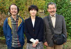 上野樹里、リリー・フランキーと20歳差カップルに!2年ぶり主演作『お父さんと伊藤さん』