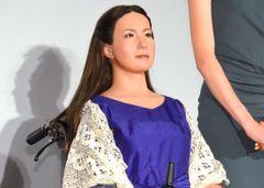アンドロイド女優、「世界初」の最優秀女優賞に向けて自らアピール!