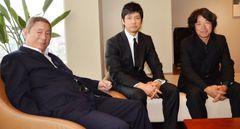 俳優・ビートたけし、西島秀俊との初共演に「アガっちゃったよ」