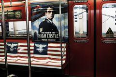 Amazon、問題視されたナチス・大日本帝国モデルのドラマ用電車広告を撤去