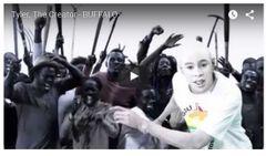 ナイナイ岡村が白塗りの人気ラッパーに激似と話題「どう見ても本物」