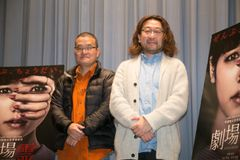 AKB48ぱるる主演映画のメガホンをとった中田秀夫監督、あと20年はホラーを撮り続けると意欲