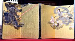 『スター・ウォーズ/フォースの覚醒』風神雷神図、京都・清水寺で初公開!ストームトルーパーも集結!