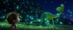 弱虫の恐竜と勇敢な少年の冒険!隕石が落ちなかった地球が舞台