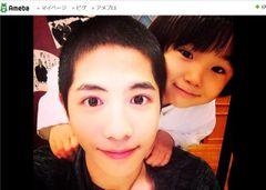 志尊淳&寺田心、月9のお坊さんコンビ2ショットに「可愛すぎ」「ダブル天使」