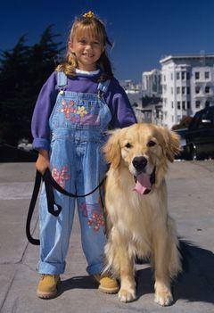 「フルハウス」新作映像で愛犬コメットの安否が話題に