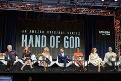 Amazonがオリジナルシリーズ「ハンド・オブ・ゴッド」を含む4本のドラマを更新
