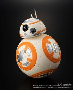 『スター・ウォーズ』R2-D2とBB-8がルービックキューブに!