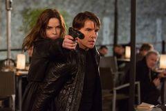 『ミッション:インポッシブル』新作が2週連続首位!『スター・ウォーズ』シリーズも上昇!