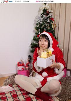 """能年玲奈、おちゃめな""""悪""""サンタに!ブログでミニコント披露"""