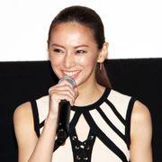 北川景子、結婚後初イベントで祝福に感謝