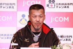 辰吉丈一郎、現役続行を宣言!「あくまでチャンピオンを目指す」