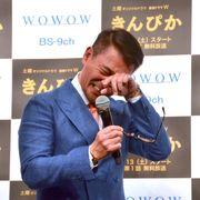 中井貴一、ユースケ&ピエールの迷走トークに男泣き?