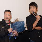 江口洋介、辰吉丈一郎ドキュメンタリーに感激!「試合のような緊張感」