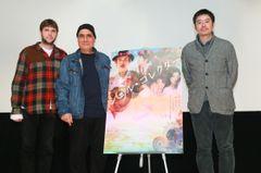 イランの名匠アミール・ナデリが『シェル・コレクター』監督を「日本を代表する映画監督になる」