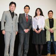 野村宏伸、長セリフのシーンでジャッキー・ウー監督から台本をもらったのは1時間前!