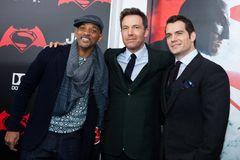 『バットマン vs スーパーマン』NYでお披露目!熱狂のプレミアに『スーサイド・スクワッド』ウィル・スミスも登場!