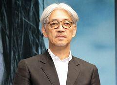 坂本龍一、『レヴェナント』監督に感服「音のセンスがむちゃくちゃいい」