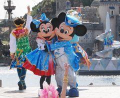 """連動型アイテムで楽しむ!東京ディズニーシー15周年""""ザ・イヤー・オブ・ウィッシュ"""""""
