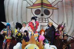 まさかの歌舞伎版「ワンピース」10月劇場公開へ 再演も決定
