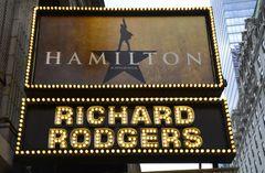 トニー賞「ハミルトン」が新記録となる最多16ノミネート