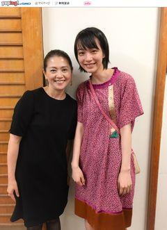 能年玲奈&小泉今日子、久々2ショットにファン歓喜!再共演を望む声も
