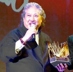 サモ・ハン・キンポー、生涯功労賞受賞に「普通の人を演じてこられて幸せ」
