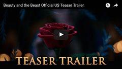 ディズニー実写版『美女と野獣』初映像!エマ・ワトソンのベルがお披露目