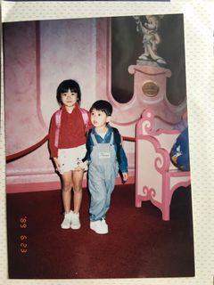 山田優&親太朗、幼少期のツーショットが天使のかわいさ!昔は「めちゃケンカしてた」