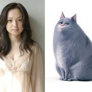 永作博美、アニメ声優に初挑戦!『ペット』でアネゴ肌の食いしん坊猫に