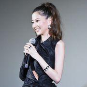 3代目白鳥麗子の河北麻友子、衣装1,000万円超え!