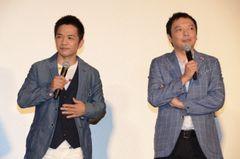 中川家、アンパンマンデビューに夢のよう!キャラのモノマネを披露