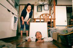 日本人初!藤山直美に最優秀女優賞!上海国際映画祭で栄冠