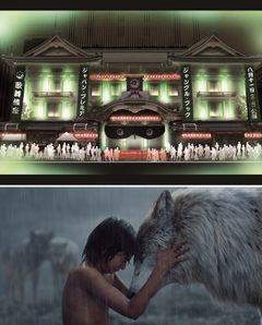 史上初!歌舞伎座で洋画プレミア 『ジャングル・ブック』ジョン・ファヴローが来日
