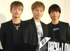 『HiGH&LOW』映画第2弾が決定!TAKAHIRO&登坂の兄役に斎藤工!