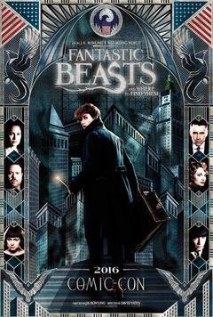 ハリポタ新シリーズ、続編は2018年11月16日公開!
