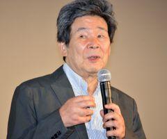高畑勲、怖かったと本音ポロリ ジブリ初の海外共同作品に参加