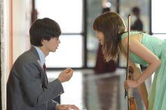 広瀬すず&山崎賢人がバイオリン&ピアノ猛特訓!演奏シーン公開