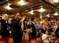 渡辺謙、男泣き!トロント映画祭で『怒り』ワールドプレミア