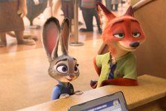 ディズニー『ズートピア』が3週連続トップ!引き続き『テラフォーマーズ』が後を追う