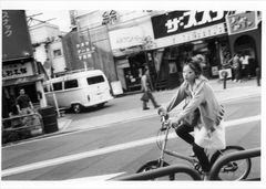 photo by Nobuyoshi Araki 「ライカで下北沢」