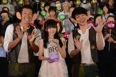 麒麟・田村、ギックリ腰のまま映画イベントに登場!痛みと引き換えに笑いをとってニンマリ