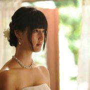 橋本愛、純白ウエディングドレス姿が美しい!