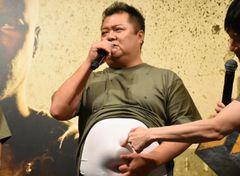 ブラマヨ小杉、40キロ太った!腹膜から腸がはみ出す