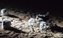 鳥取砂丘が月になった!月面レース優勝を目指し日本唯一探査ローバーフィールド試験