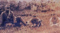 血に染まった島ペリリュー島での戦いに迫る実録映画