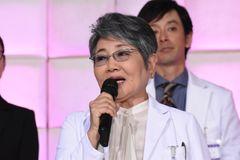 泉ピン子、念願の「ドクターX」出演に後悔