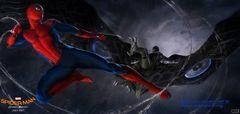 アイアンマンも登場の新『スパイダーマン』が撮影終了!日本公開は来年8月11日