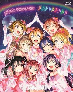 「ラブライブ!」μ'sファイナルライブBD、女性歴代4位の快挙!