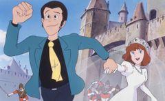 『ルパン三世 カリオストロの城』MX4D版が来年1月公開!